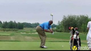 Charles Barkley Golf Swing Breakdown