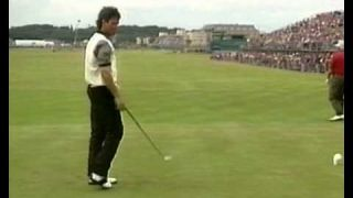 1995 British Open - Worst Tee Shot - Ian Baker-Finch St. Andrews