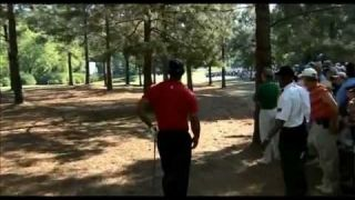 Tiger Woods - Fail Compilation (2010 Masters & US Open)